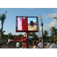 Wholesale Exterior Gigante Outdoor Advertising LED Display , Pantalla Led Para Publicidad from china suppliers