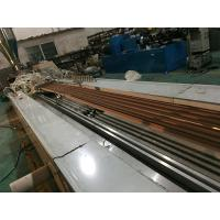 Quality Stable Output PVC Profile Extrusion Line 38CrMoAlA Bi - Metallic Screw Material for sale