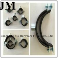 Wholesale Precision Cast Iron Rubber Lined Clips No Leakage Circle Structure Customized from china suppliers