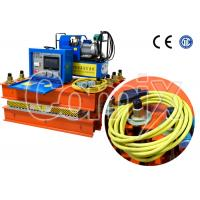 Quality Hot Vulcanizing Conveyor Belt Splicing Machine Customized CE Certification for sale