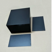 Wholesale Anodized Extruded Aluminum Enclosure 120x200x220mm from china suppliers