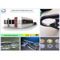 Wholesale High Speed Aluminum / Copper Metal Laser Cutting Machine For Fire Control Industry from china suppliers