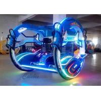 Wholesale Attractive Indoor Amusement Park Swing Kids Electric Ride on Cars with Arcylic and Steel from china suppliers