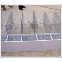 Buy cheap Mink cages Mink farming cages from wholesalers