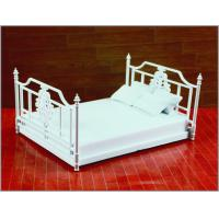 Wholesale Architectural Homes 3D Model Furniture Antique Court Art Double Bed 1:20/1:25/1:30 from china suppliers