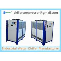 Buy cheap 8hp Potable Air Cooled Water Chiller for Plastic Injection Machine from wholesalers