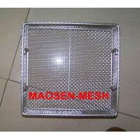 Wholesale SUS304 Wire Mesh Basket / Metal Baket For Filter , Medecial , Kitchen from china suppliers
