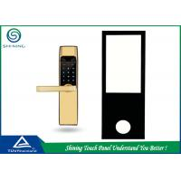 Wholesale ITO Glass Capacitance Touch Panel Access Door , Home Security Touch Screen from china suppliers