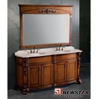Wholesale Classic Oak Bathroom Cabinets/Cabinet (Hot Sell) from china suppliers