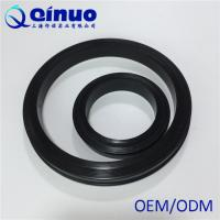 "Wholesale Shanghai Qinuo  Durable 4"" Rubber Hammer Union Seals (Lip Seals) from china suppliers"