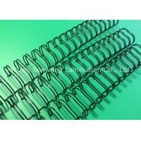 Wholesale Durable Spiral Double Loop Wire 31.8mm No Fade Turning Pages Smoothly from china suppliers