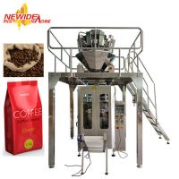 Wholesale Vertical Form Fill Seal Granule Packaging Machine For Quad Seal Bag from china suppliers