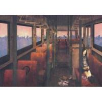 Wholesale Oil Painting-Train Home from china suppliers