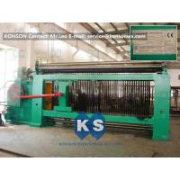 Wholesale Double Rack Drive Hexagonal Mesh Machine 4300mm With High Frequency Motor from china suppliers