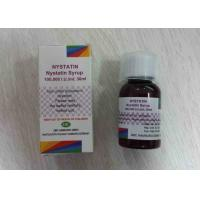 Wholesale Nystain Syrup 100000I.U. / ML ; 30ML Antibiotics Oral Suspension Drugs from china suppliers