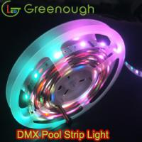 Wholesale DMX IC strip light  LED accent lighting/ LED pool lighting / RGB strip Light/12V Light from china suppliers