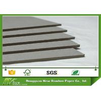 Wholesale Unbleached Stiffness Grade AA Carton Gris paperboard 1700gsm 2.67mm from china suppliers