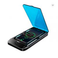 Wholesale UV Cell Phone Sanitizer and Dual Universal Cell Phone Charger Patented Sterilizer and Clinically UV Light Sanitizer from china suppliers
