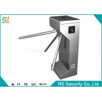 Wholesale Automatic Three Rollers Turnstiles / Employees Attendance Barrier Gate from china suppliers