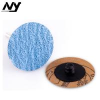 Wholesale Drill Floor Roloc Sanding Disc , Single Item Round Angle Die Grinder Sanding Pads from china suppliers