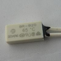 Compact 250V / 5A AC Thermal Protector , Bimetal Thermal Switch For Coils