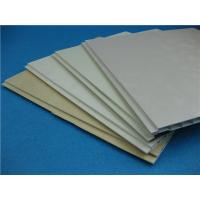 Quality Film Coated PVC Ceiling Panels Pure Color PVC Ceilings Panel for sale
