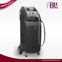 Wholesale 808NM Diode Laser IPL Hair Removal Machines Hair Depilation With Cooling Chiller from china suppliers
