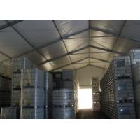 Wholesale Sliding Door Waterproof Industrial Warehouse Tent Heavy Duty Aluminum Structure from china suppliers