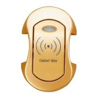 Wholesale Gold RFID Electronic Card Cabinet / Card Lock for Sauna Bathroom SPA Room from china suppliers