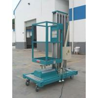 Wholesale Electric industrial Sole Mast Mobile Aerial Work Platform with 9 Metres from china suppliers