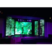 Wholesale P 5.3mm Ddigital LED Billboard For Concert Event , Rental LED Display from china suppliers