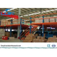 Wholesale Anti Corrosive Storage Mezzanine Floors , Loading capacity 200 ~ 1000kg/sqm from china suppliers