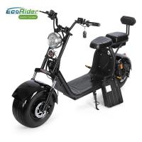 Wholesale China Disc Brake 2 Wheel Electric Bike for Adults Factory Citycoco with Front and Rear Suspension Shock from china suppliers