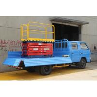 Wholesale Vehicle Mounted Hydraulic Aerial Work Platform 1m - 9m Height For Engineering Rescue from china suppliers