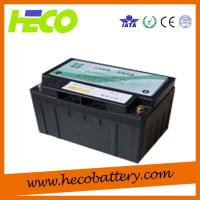 Wholesale 60V120AH Energy Storage Car Battery With BMS System , Customized Size from china suppliers