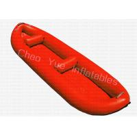 Wholesale Professional Hot Welded PVC Inflatable Kayak Boat Durable 400CM X 90CM from china suppliers