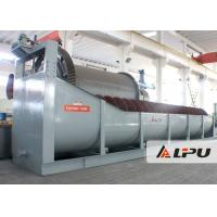 Wholesale High Efficiency Gravel / Sand Wash Plant , Custom Screw Sand Washer 22 Kw from china suppliers
