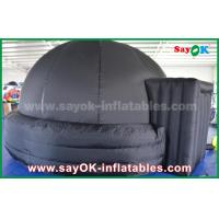 Wholesale 360 Degree PVC Tarpaulin Inflatable Dome Tent With Air Blower / Floor Mat from china suppliers