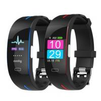 Wholesale ECG PPG smart watch waterproof hot sell watch P3 activity bracelet Blood pressure Pulse Heart Rate Monitor custom watch from china suppliers