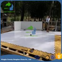 Wholesale Self Lubricating Anti Abrasion Hdpe Rink Panel Connection Dovetail Custom Size Thickness Factory Price from china suppliers