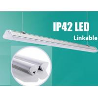 Quality 2017 New 2F 20W  led linear suspension lighting fixture linkable led light with high quality for sale