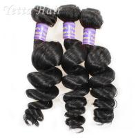 Wholesale Loose Wave Unprocessed Cambodian Virgin Hair Wave No Chemical from china suppliers