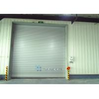 Wholesale Industrial Aluminium Panel Security Door High Speed Rolling Door from china suppliers