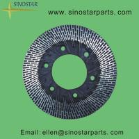 Wholesale disk refiner plate,refiner disc for pulping equipment from china suppliers