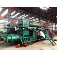 Quality burned brick red brick clay brick making machine for sale