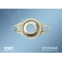 Buy cheap Corrosion Resistant Stainless Steel Bearing Unit SSUCFL206 / 2 Bolt Flange Bearing from wholesalers