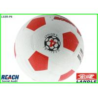 Wholesale Personalized Standard 32 Panel Rubber Soccer Ball For Kids / Juniors from china suppliers