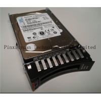 Wholesale IBM 300GB 15K SAS 6Gbps 2.5 Hard Drive 81Y9670 81Y9671 System X from china suppliers
