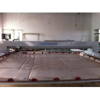 Wholesale Auto Movable Head Single Needle Long Arm Quilting Machines 2200rpm from china suppliers