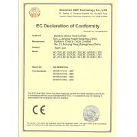 Hangzhou Han Yun Hardware Co.,Ltd Certifications